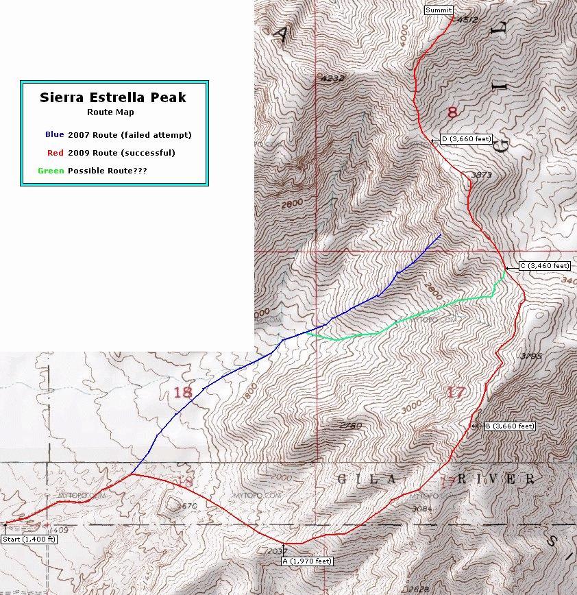 Surgent Routes